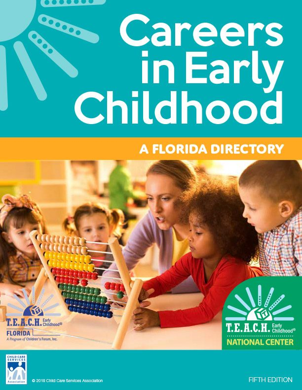 Careers in Early Childhood